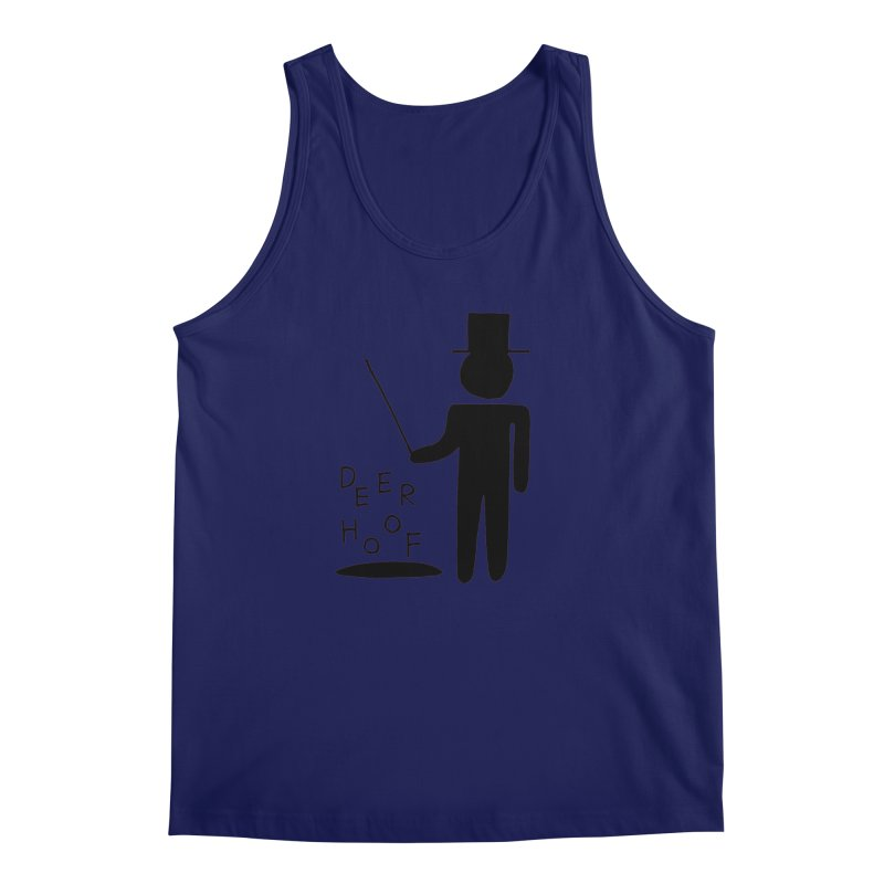 Deerhoof - The Magician Men's Regular Tank by Polyvinyl Threadless Shop