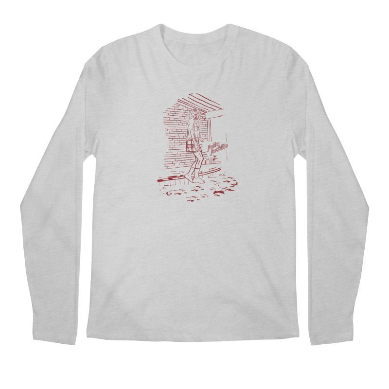 Julia Jacklin - Pool Party Men's Longsleeve T-Shirt by Polyvinyl Threadless Shop