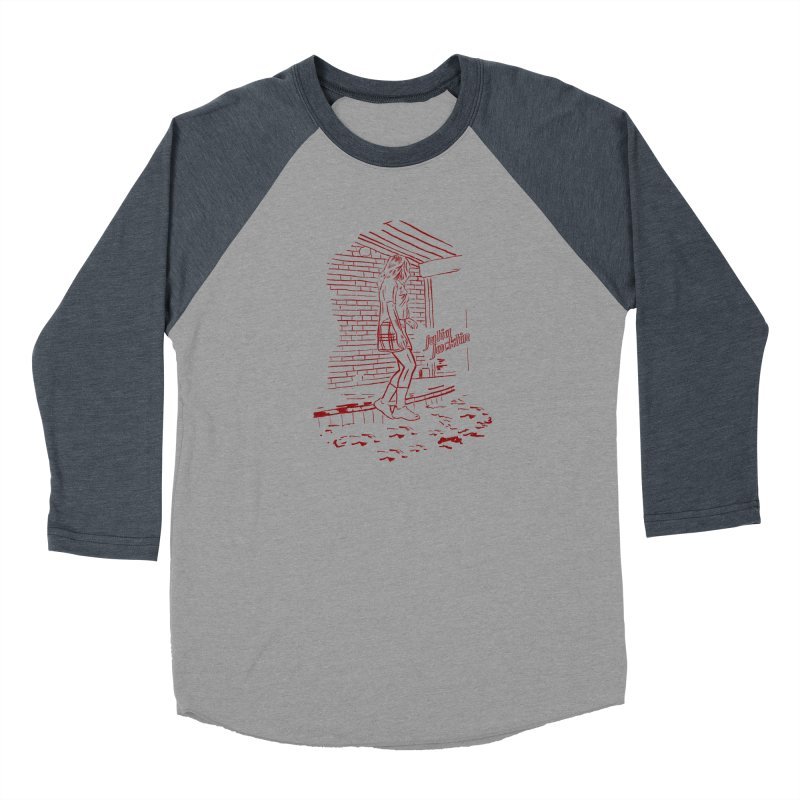 Julia Jacklin - Pool Party Men's Baseball Triblend T-Shirt by Polyvinyl Threadless Shop