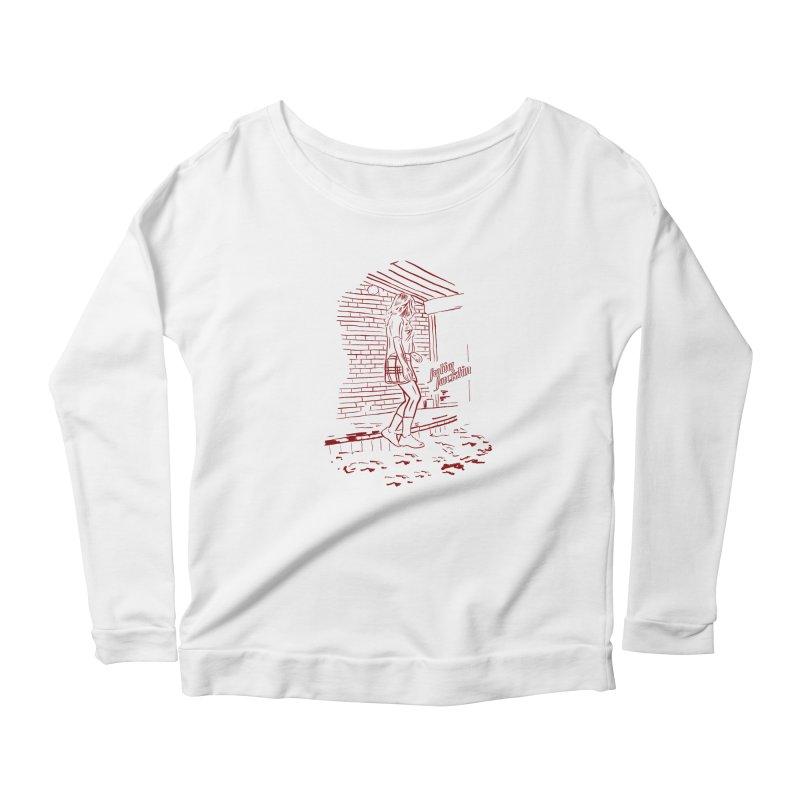 Julia Jacklin - Pool Party Women's Scoop Neck Longsleeve T-Shirt by Polyvinyl Threadless Shop