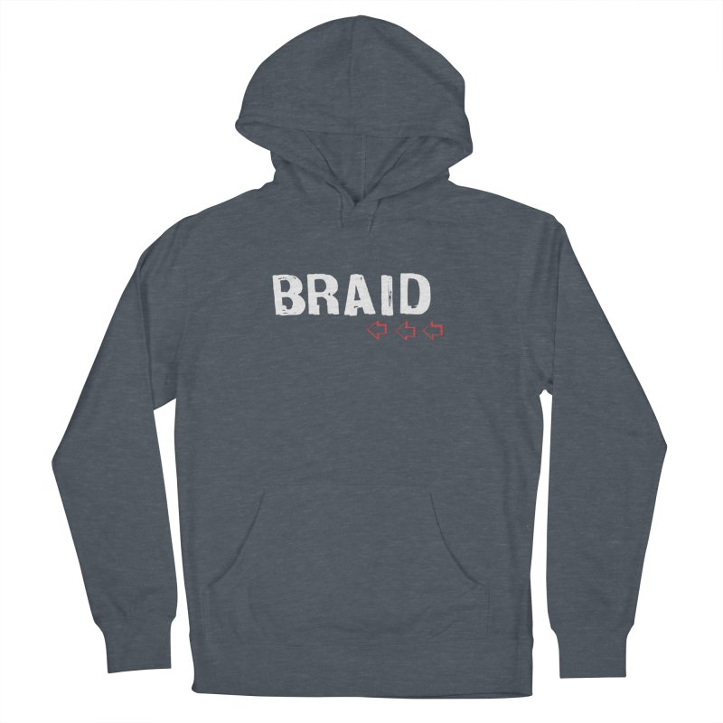 Braid - Arrows Men's Pullover Hoody by Polyvinyl Threadless Shop