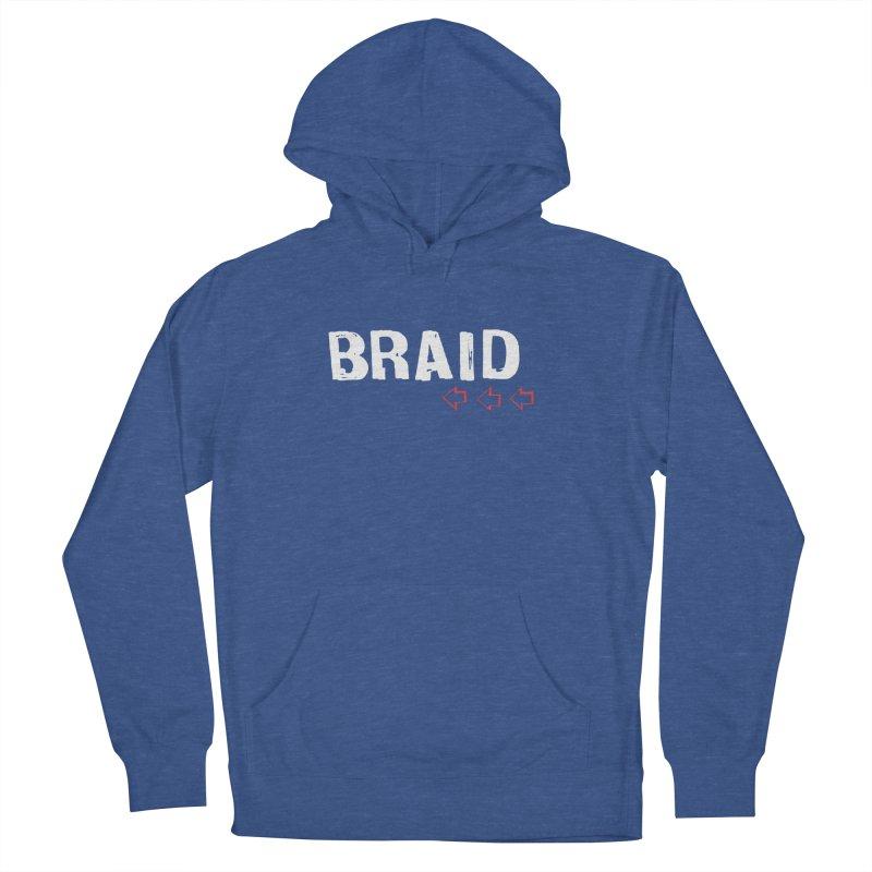 Braid - Arrows Men's Pullover Hoody by Polyvinyl Threadless Shop