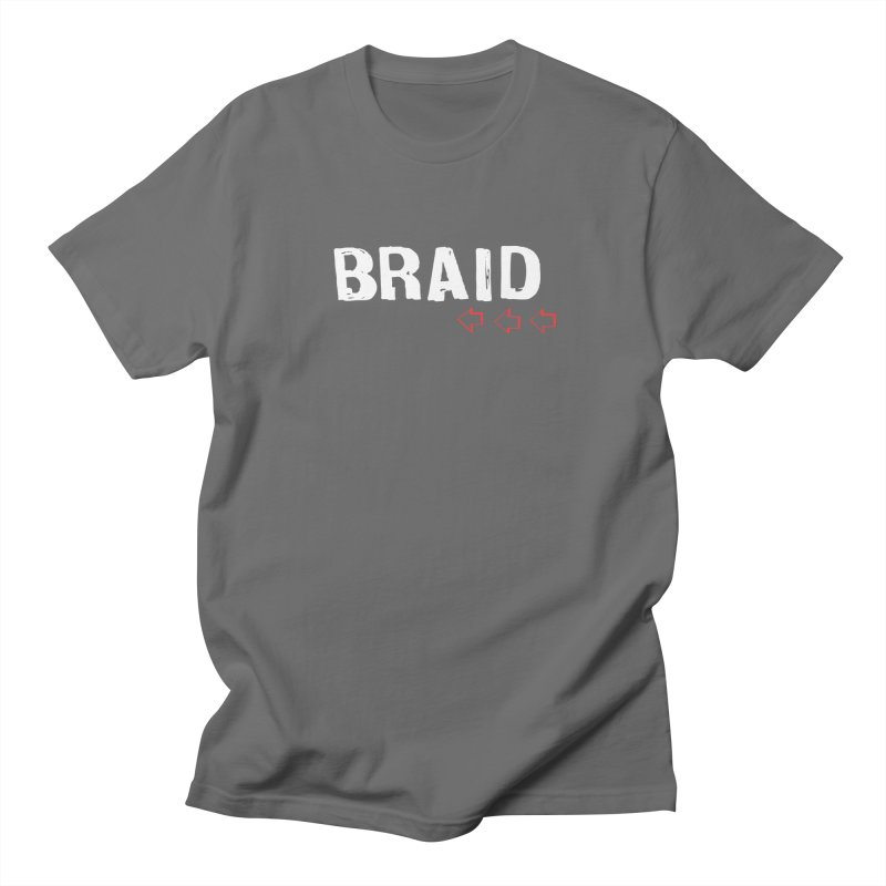 Braid - Arrows Men's T-Shirt by Polyvinyl Threadless Shop