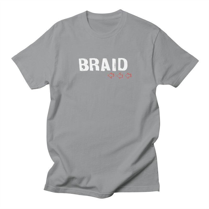 Braid - Arrows Women's Regular Unisex T-Shirt by Polyvinyl Threadless Shop