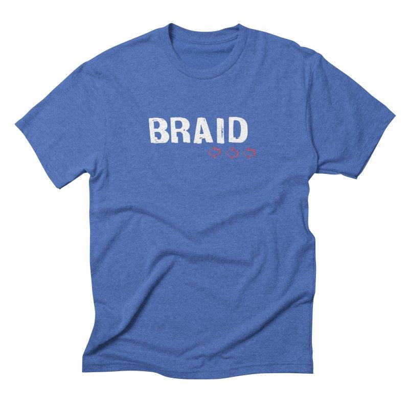 Braid - Arrows Men's T-Shirt by Polyvinyl Threadless Shop
