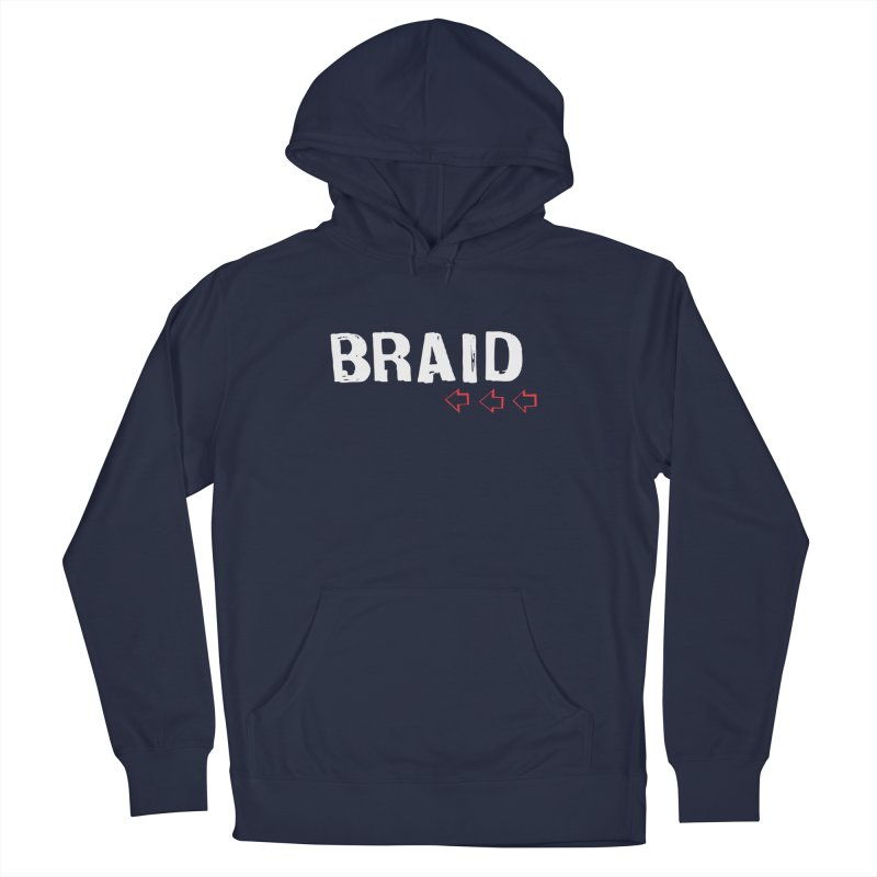 Braid - Arrows Women's Pullover Hoody by Polyvinyl Threadless Shop