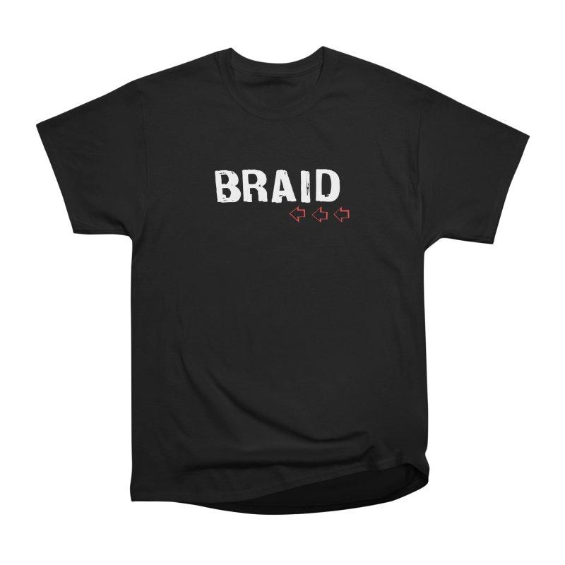 Braid - Arrows Women's Classic Unisex T-Shirt by Polyvinyl Threadless Shop