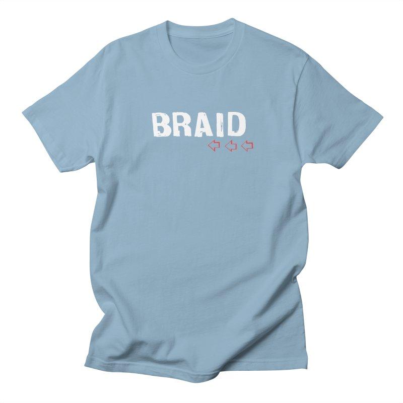 Braid - Arrows Women's Unisex T-Shirt by Polyvinyl Threadless Shop
