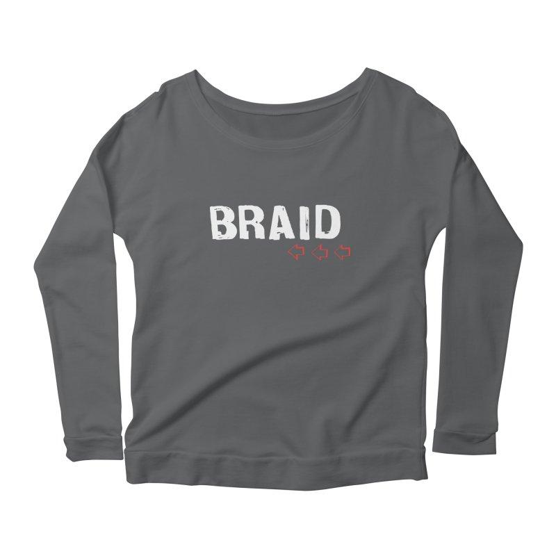 Braid - Arrows Women's Longsleeve T-Shirt by Polyvinyl Threadless Shop