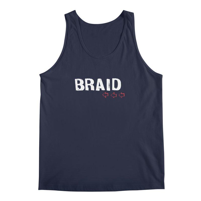 Braid - Arrows Men's Tank by Polyvinyl Threadless Shop