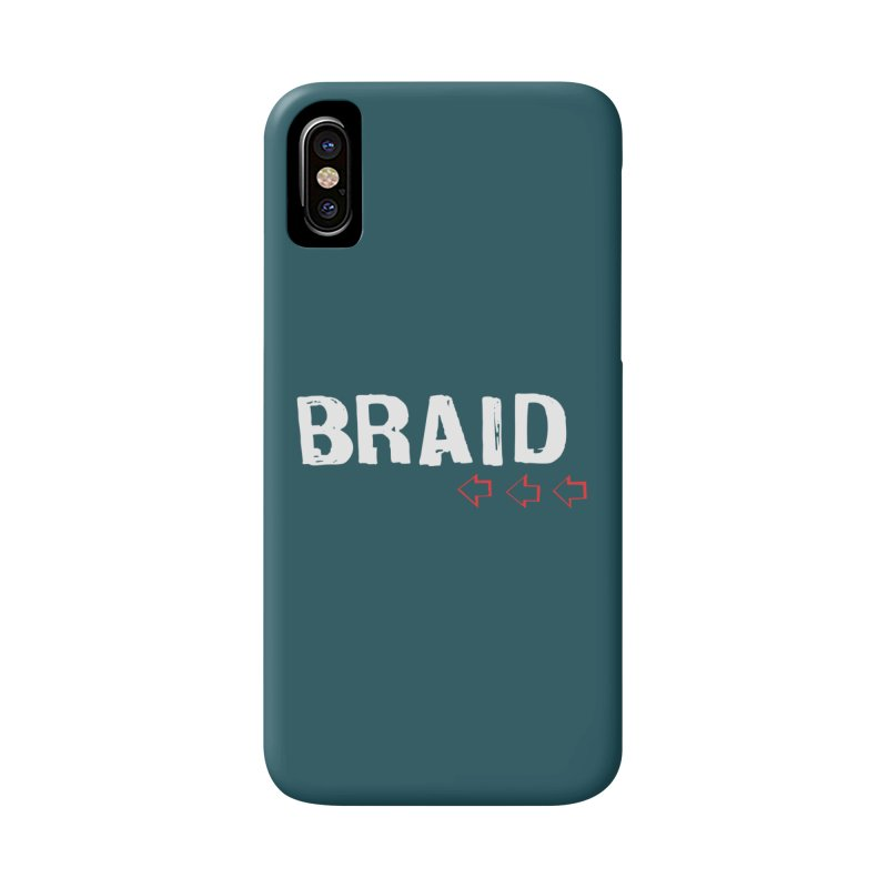 Braid - Arrows Accessories Phone Case by Polyvinyl Threadless Shop