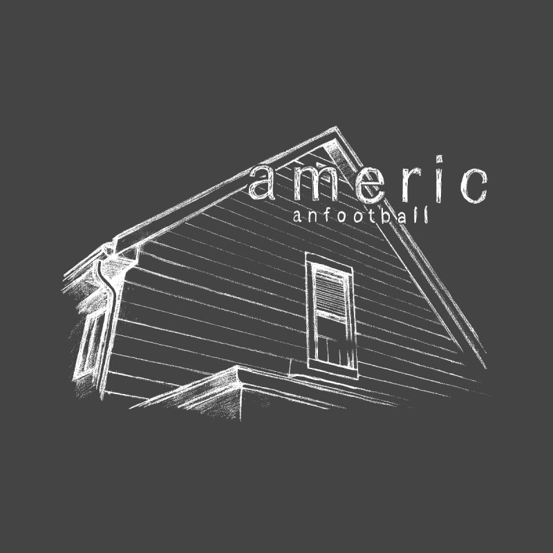 American Football - Stay Home by Polyvinyl Threadless Shop