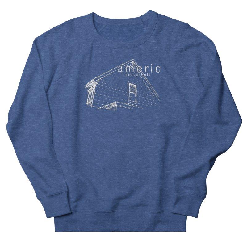 American Football - Stay Home Men's Sweatshirt by Polyvinyl Threadless Shop