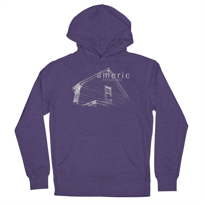 American Football - Stay Home Women's French Terry Pullover Hoody by Polyvinyl Threadless Shop