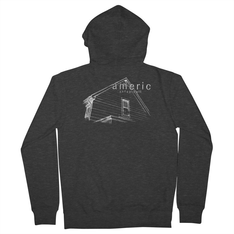 American Football - Stay Home Women's Zip-Up Hoody by Polyvinyl Threadless Shop