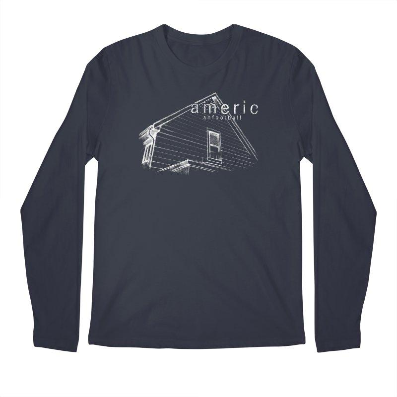 American Football - Stay Home Men's Regular Longsleeve T-Shirt by Polyvinyl Threadless Shop