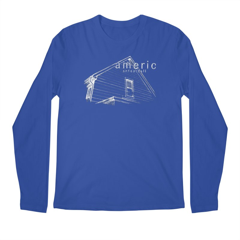 American Football - Stay Home Men's Regular Longsleeve T-Shirt by Polyvinyl Threadless Shop