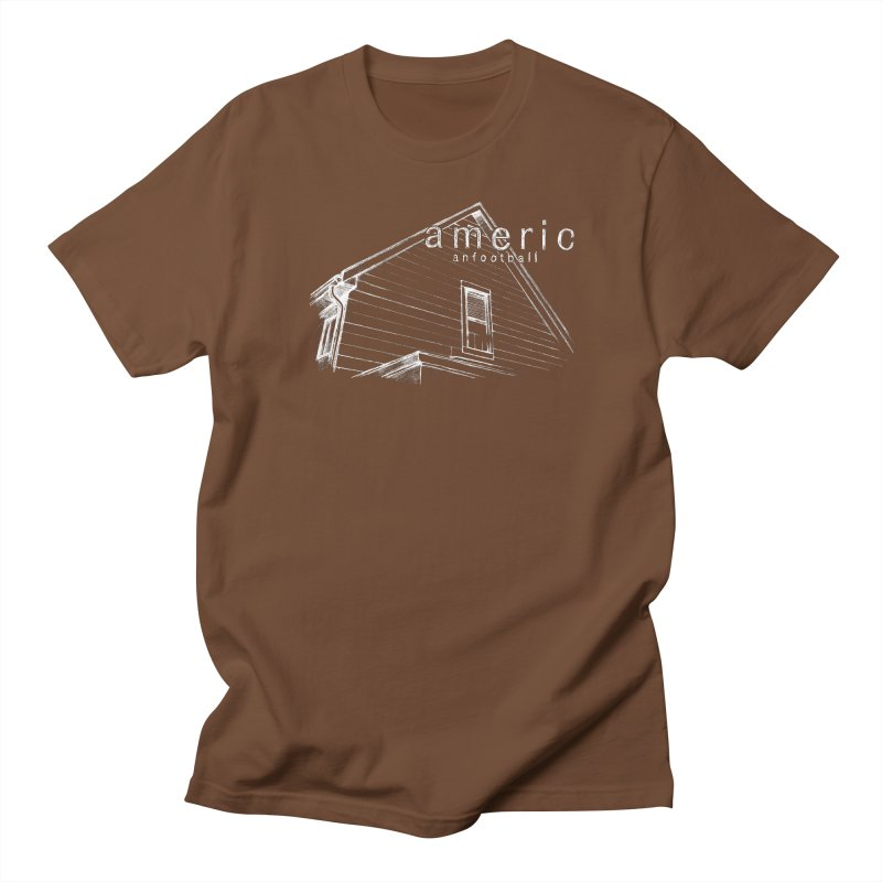 American Football - Stay Home Women's Regular Unisex T-Shirt by Polyvinyl Threadless Shop