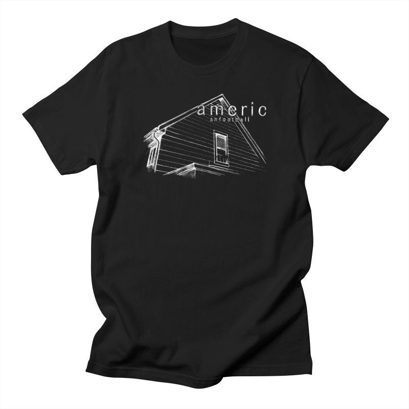 American Football - Stay Home Men's Regular T-Shirt by Polyvinyl Threadless Shop
