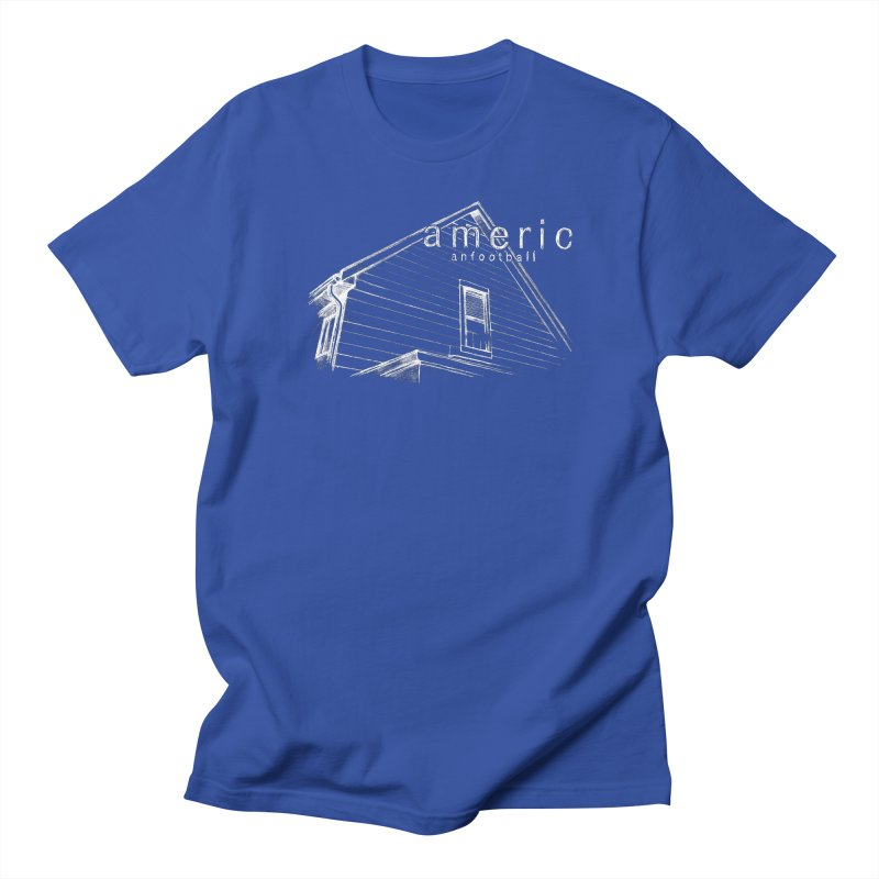 American Football - Stay Home Women's Regular Unisex T-Shirt by Polyvinyl Threadless Shop