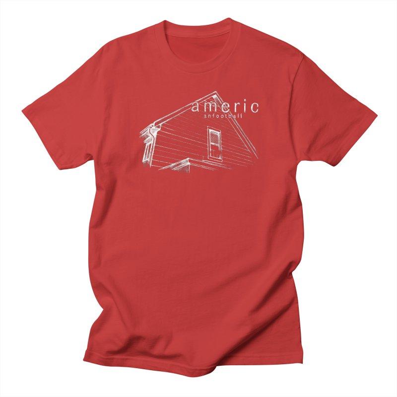 American Football - Stay Home Men's Regular T-Shirt by Polyvinyl Threadless Shop