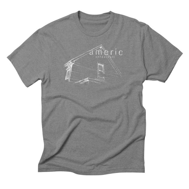 American Football - Stay Home Men's Triblend T-Shirt by Polyvinyl Threadless Shop
