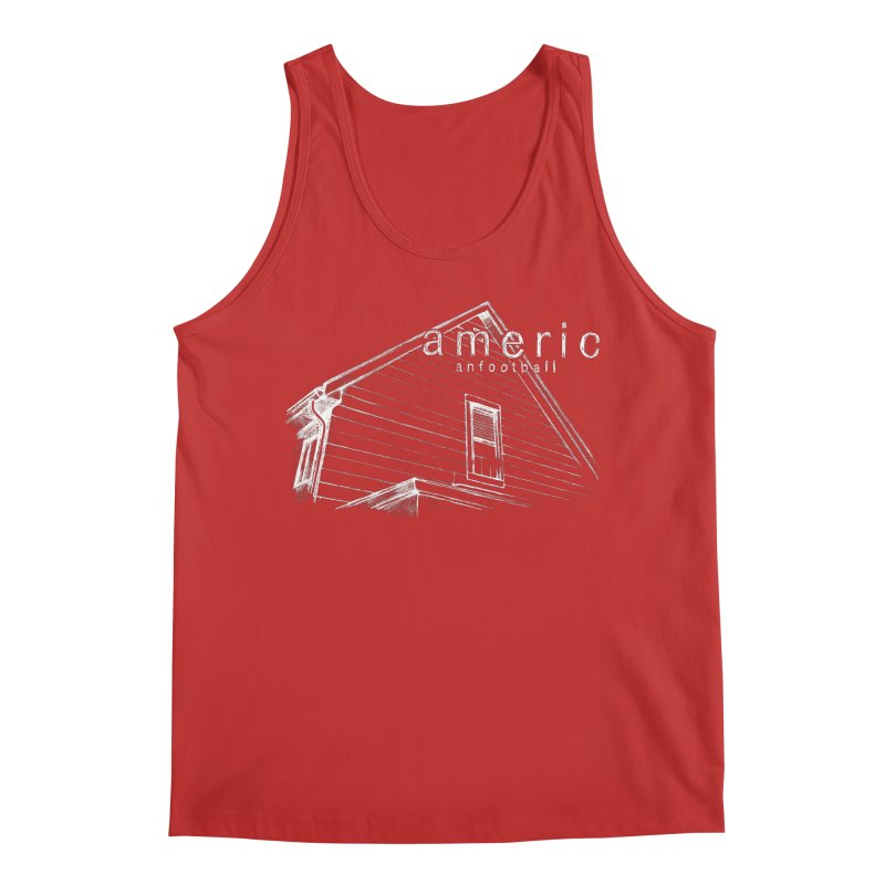 American Football - Stay Home Men's Regular Tank by Polyvinyl Threadless Shop