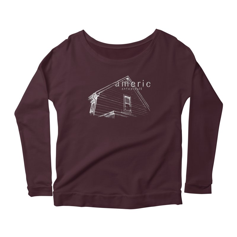 American Football - Stay Home Women's Longsleeve T-Shirt by Polyvinyl Threadless Shop