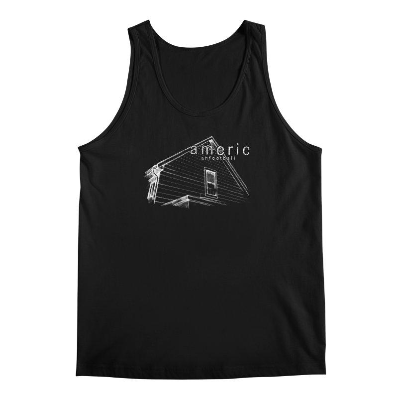 American Football - Stay Home Men's Tank by Polyvinyl Threadless Shop