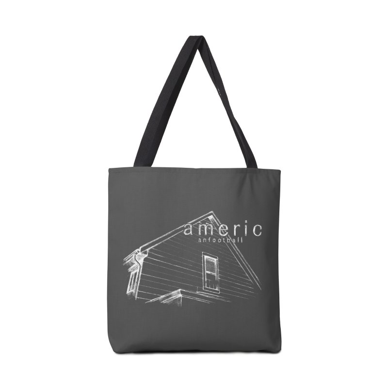 American Football - Stay Home Accessories Bag by Polyvinyl Threadless Shop