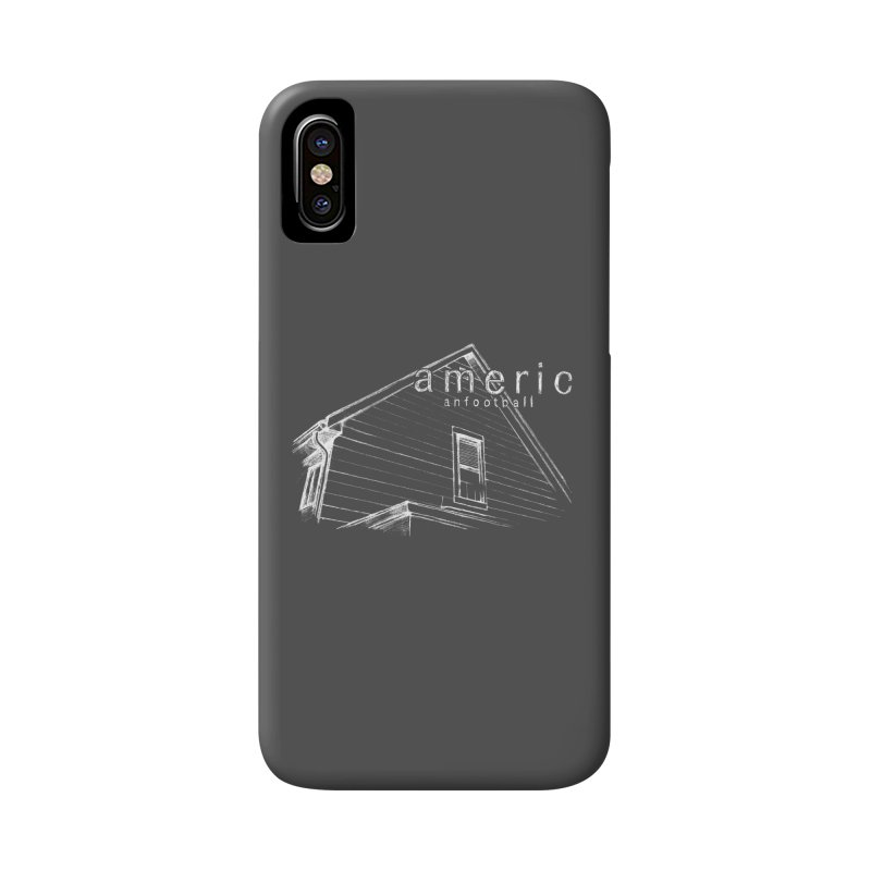 American Football - Stay Home Accessories Phone Case by Polyvinyl Threadless Shop