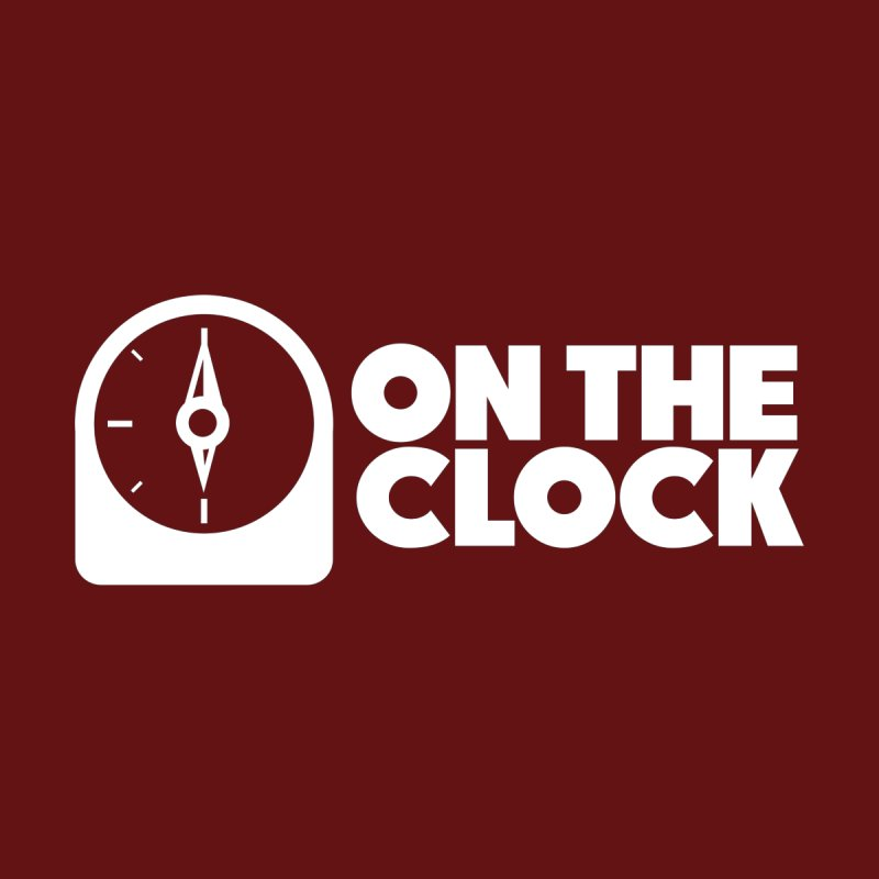 Polyvinyl - On The Clock Accessories Bag by Polyvinyl Threadless Shop