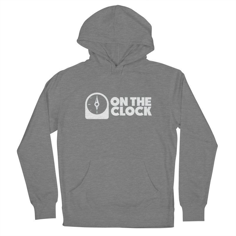 Polyvinyl - On The Clock Women's Pullover Hoody by Polyvinyl Threadless Shop