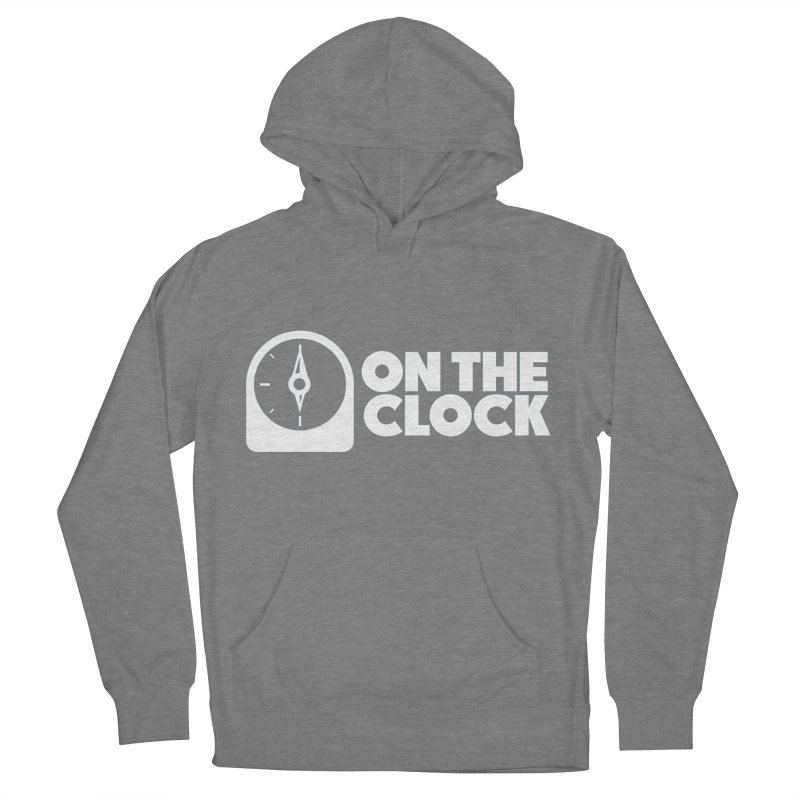 Polyvinyl - On The Clock Women's French Terry Pullover Hoody by Polyvinyl Threadless Shop