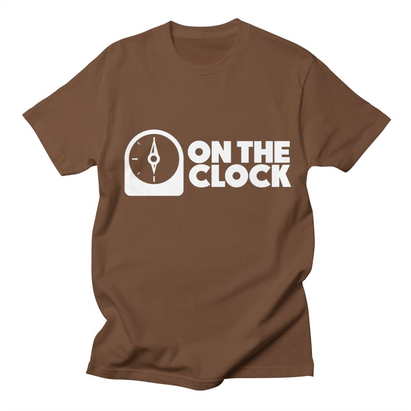 Polyvinyl - On The Clock Women's Regular Unisex T-Shirt by Polyvinyl Threadless Shop