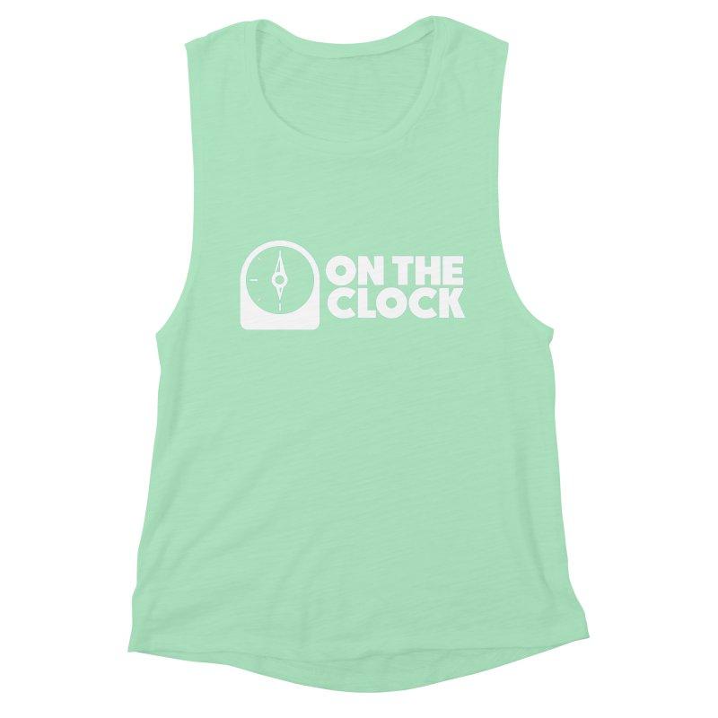 Polyvinyl - On The Clock Women's Muscle Tank by Polyvinyl Threadless Shop