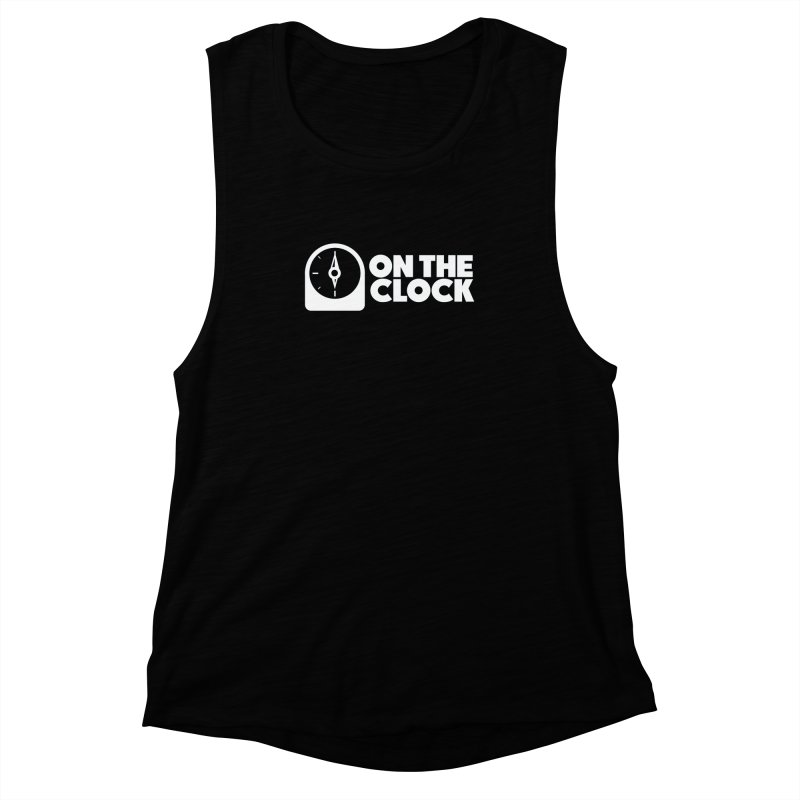 Polyvinyl - On The Clock Women's Muscle Tank by Polyvinyl Threadless Shop