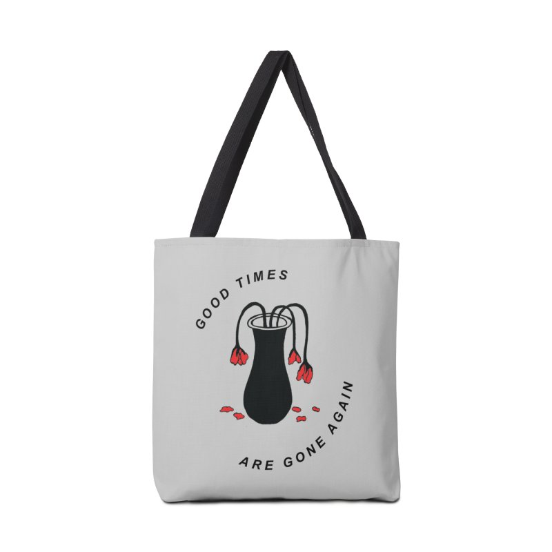 Fred Thomas - Good Times Are Gone Again Accessories Bag by Polyvinyl Threadless Shop