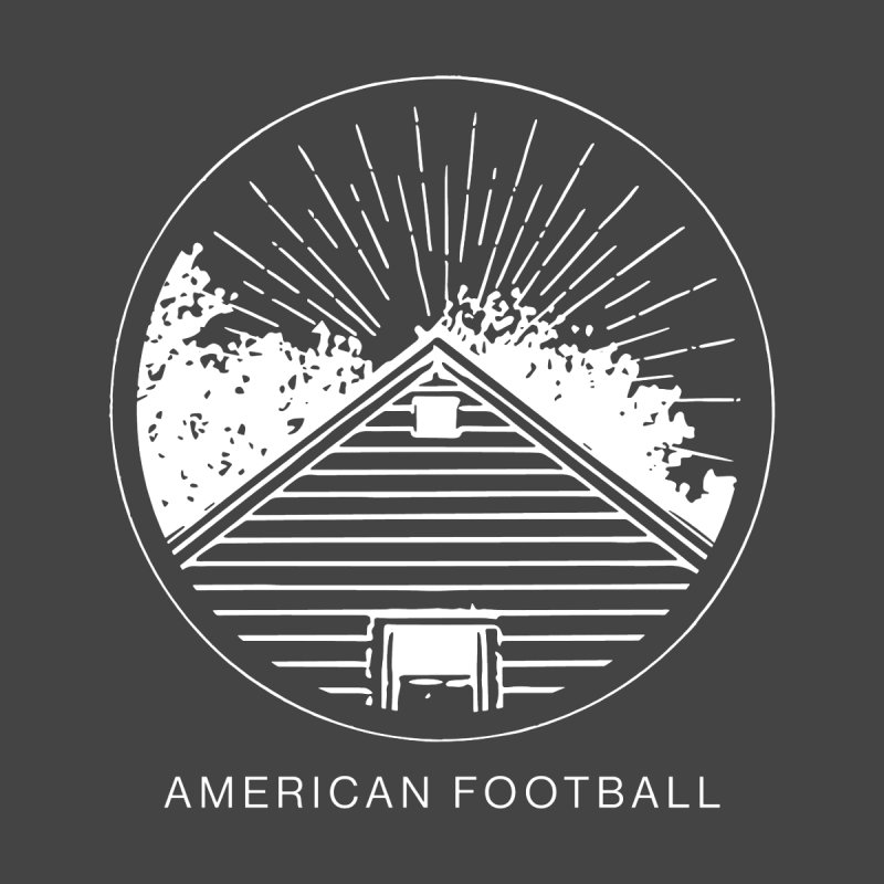 American Football - Home is Where the Haunt is Men's Tank by Polyvinyl Threadless Shop