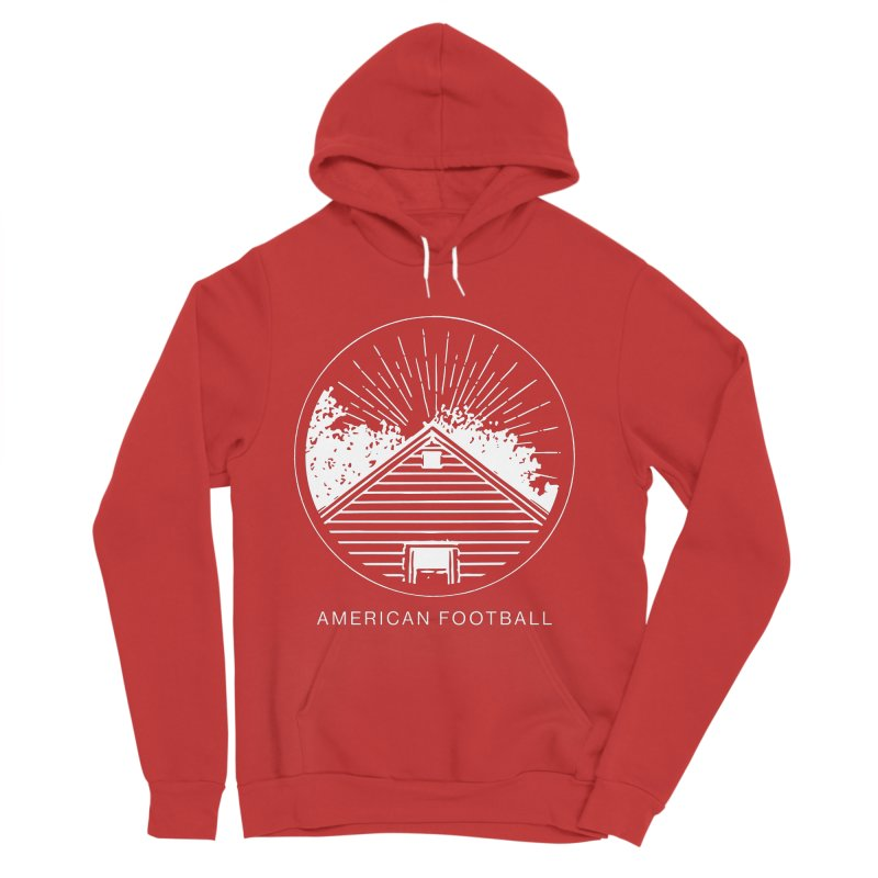 American Football - Home is Where the Haunt is Men's Pullover Hoody by Polyvinyl Threadless Shop