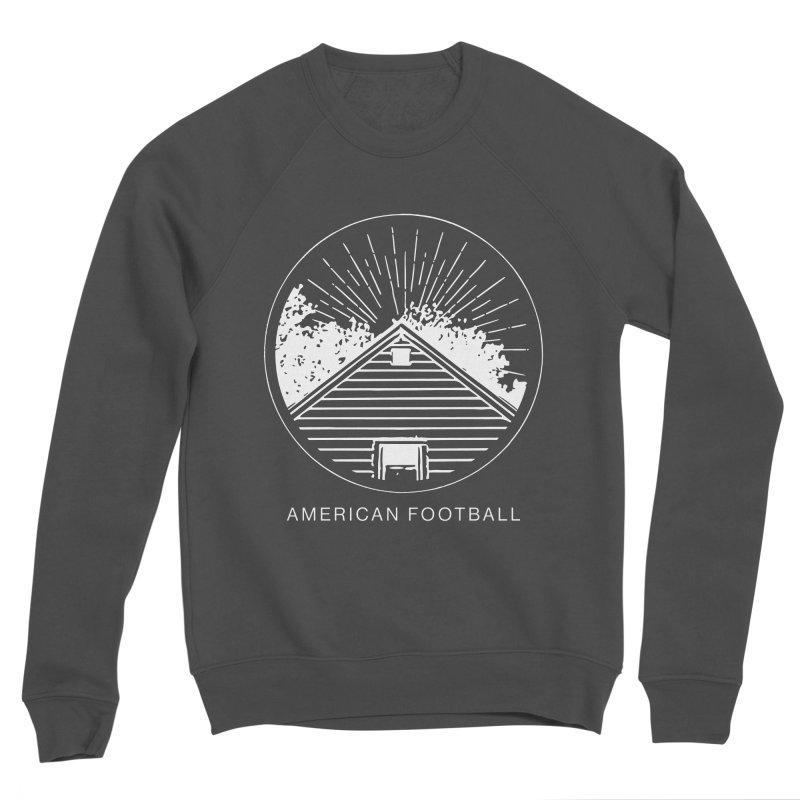 American Football - Home is Where the Haunt is Men's Sweatshirt by Polyvinyl Threadless Shop