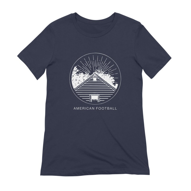 American Football - Home is Where the Haunt is Women's Extra Soft T-Shirt by Polyvinyl Threadless Shop
