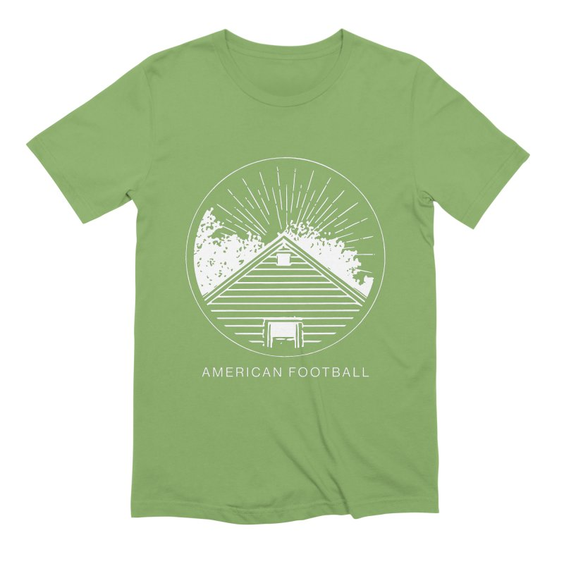 American Football - Home is Where the Haunt is Men's Extra Soft T-Shirt by Polyvinyl Threadless Shop