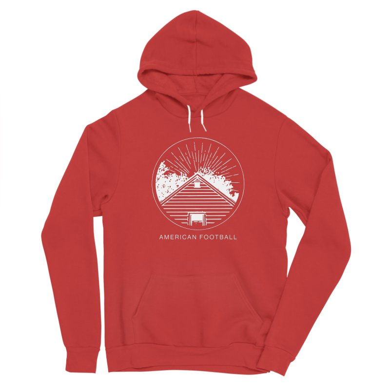 American Football - Home is Where the Haunt is Women's Pullover Hoody by Polyvinyl Threadless Shop