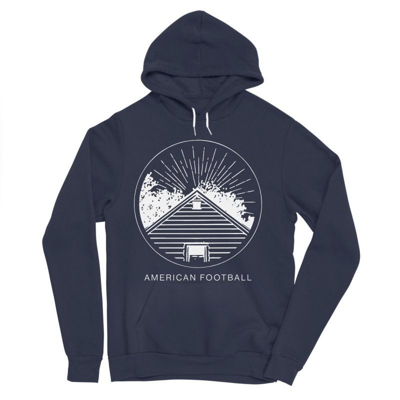 American Football - Home is Where the Haunt is Men's Sponge Fleece Pullover Hoody by Polyvinyl Threadless Shop