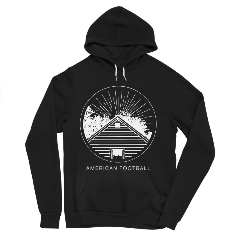American Football - Home is Where the Haunt is Women's Sponge Fleece Pullover Hoody by Polyvinyl Threadless Shop