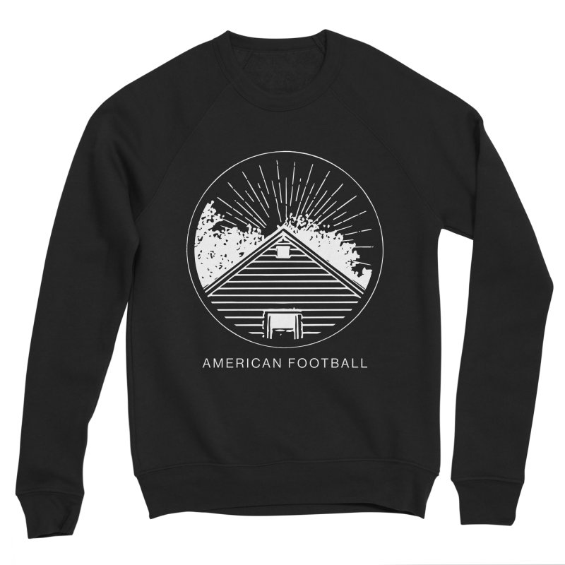 American Football - Home is Where the Haunt is Women's Sponge Fleece Sweatshirt by Polyvinyl Threadless Shop