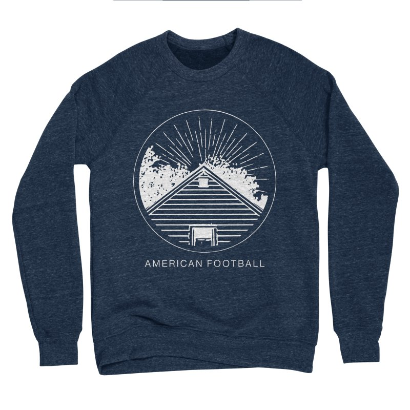 American Football - Home is Where the Haunt is Men's Sponge Fleece Sweatshirt by Polyvinyl Threadless Shop