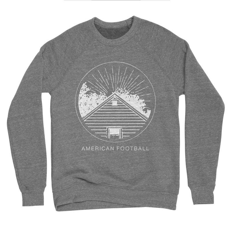 American Football - Home is Where the Haunt is Women's Sponge Fleece Sweatshirt by Polyvinyl Threadless Shop