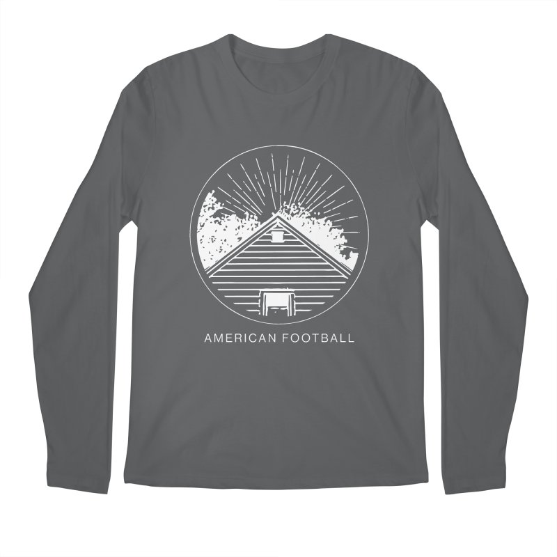 American Football - Home is Where the Haunt is Men's Longsleeve T-Shirt by Polyvinyl Threadless Shop